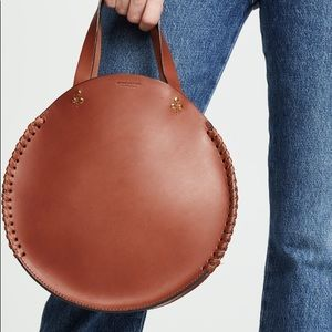 [SOLD] Jerome Dreyfuss Hector Mini Leather Bag